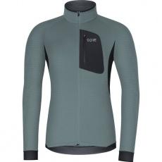 GORE M Thermo Shirt-nordic blue/black