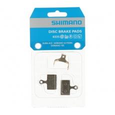 SHIMANO brzdové destičky K03S polymerové silniční