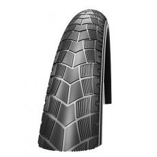 Impac plášť Bigpac 24x2.0 černá+reflexní pruh