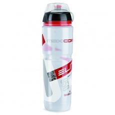 ELITE láhev SUPER CORSA MTB čirá/červená 750ml
