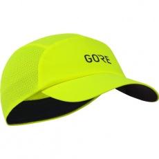 GORE M Mesh Cap-neon yellow