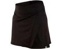PEARL iZUMi W SELECT ESCAPE cyklistická sukně, černá,
