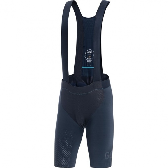 GORE C7 Cancellara Race Bib Shorts+-orbit blue