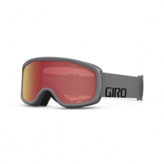 GIRO Roam Grey Wordmark Amber Scarlet/Yellow (2skla)