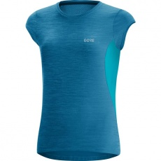 GORE R3 Women Shirt-sphere blue/scuba blue-36
