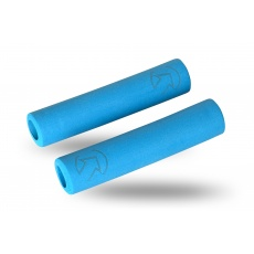 PRO gripy Slide on race, 30x130mm, modré