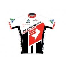 Superior Riders dres krátký rukáv RACE