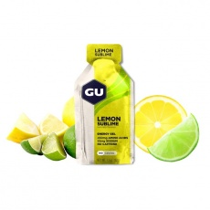 GU Energy Gel 32 g Lemonade EXP 04/21