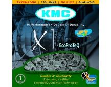 ŘETĚZ KMC X-1-EPT nereznoucí BOX, 110 článků