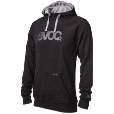 EVOC svetr - HOODY SWEATER MEN, black