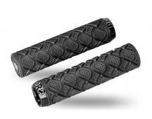 PRO gripy Dual Lock Race, černé, 32x130mm