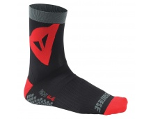 DAINESE RIDING SOCKS MID black/red