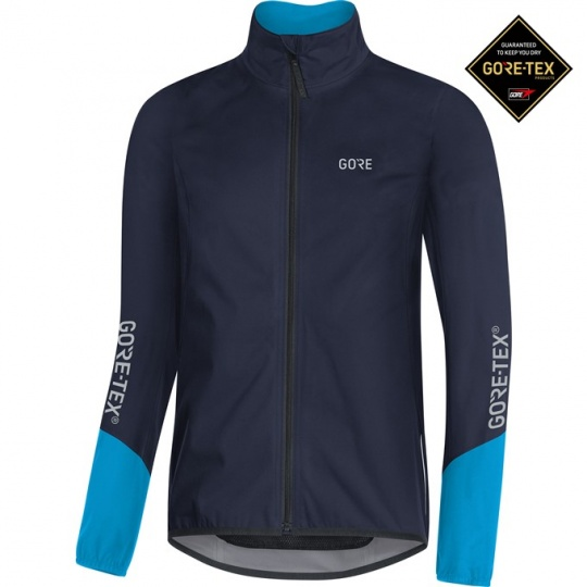 GORE C5 GTX Active Jacket-orbit blue/dynamic cyan