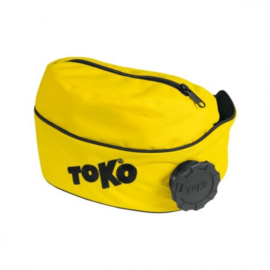 TOKO Drinking Belt Yellow