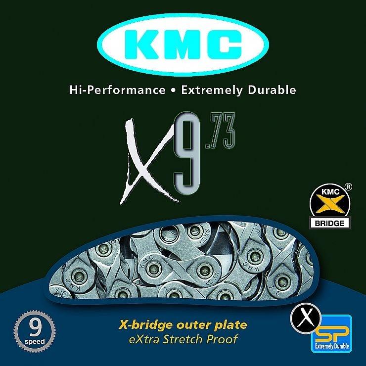 ŘETĚZ KMC X-9.73 BOX