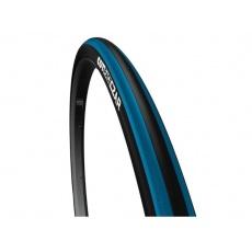 Plášť silniční CST Race Czar 700x23c drát barva černá/modrá