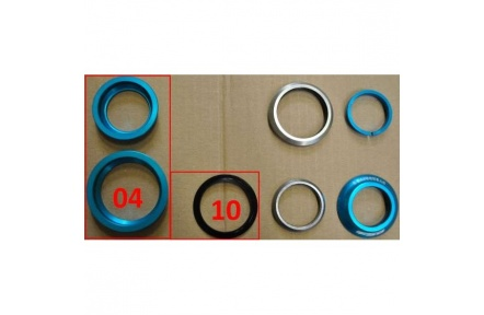 Headset NO.51 31.8-44-56-39.8 H=13.2 blue(JY017)