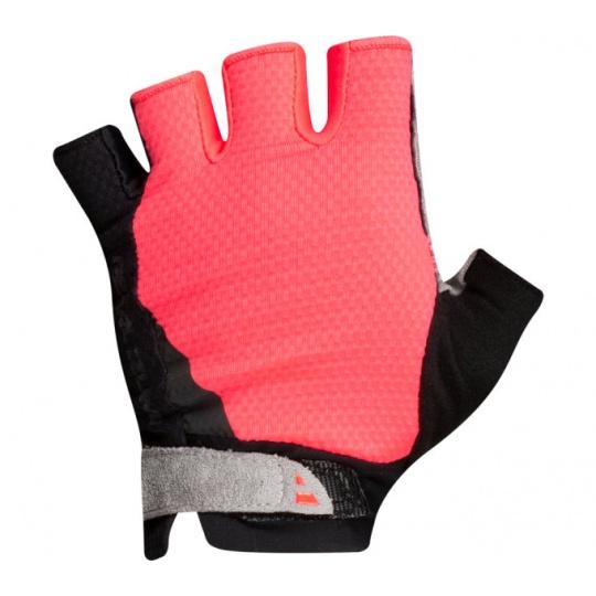 PEARL iZUMi ELITE GEL rukavice dámské, ATOMIC červená L