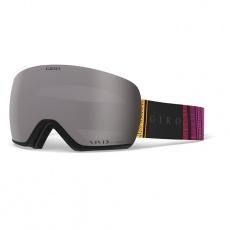 GIRO Lusi Pink Yellow Lines Vivid Onix/Vivid Infrared (2skla)