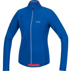 GORE Element Lady Thermo Jersey-brilliant blue/blizzard blue