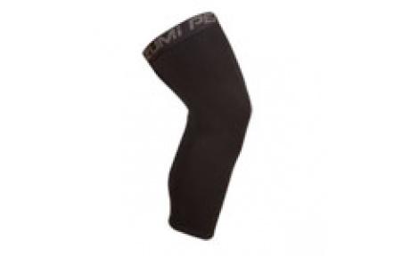 PEARL iZUMi ELITE THERMAL návleky na kolena, černá