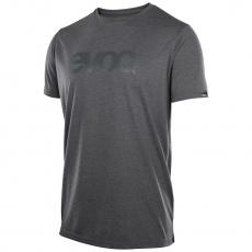 EVOC triko T-SHIRT DRY MEN heather grey