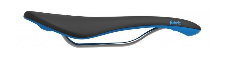 2019 FABRIC SEDLO LINE SHALLOW ELITE BLACK/BLUE (FP3036U12OS) - 134mm