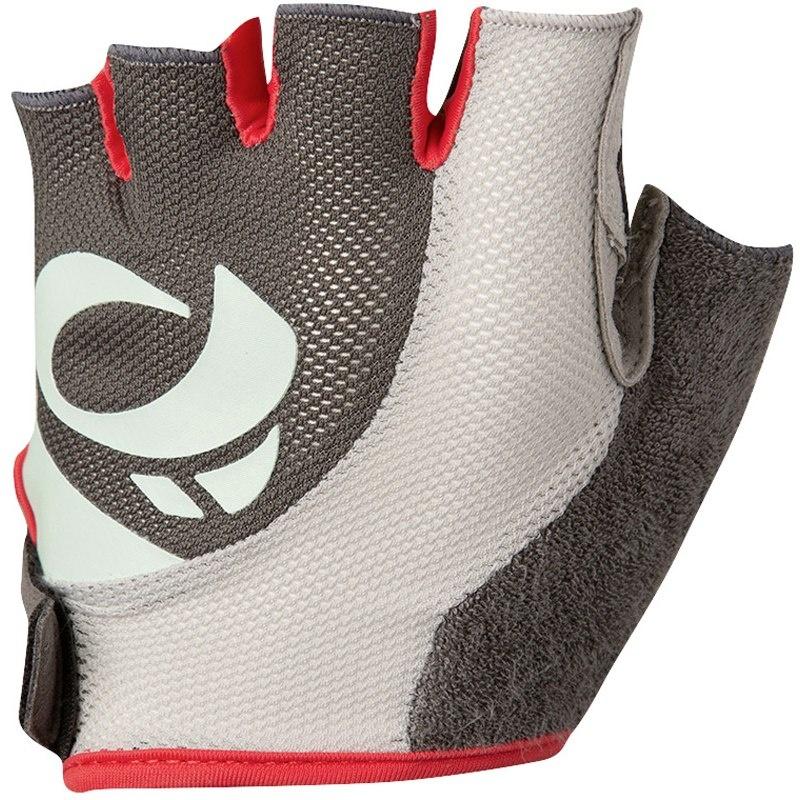 PEARL iZUMi W SELECT rukavice, STEEL šedá/MIST zelená