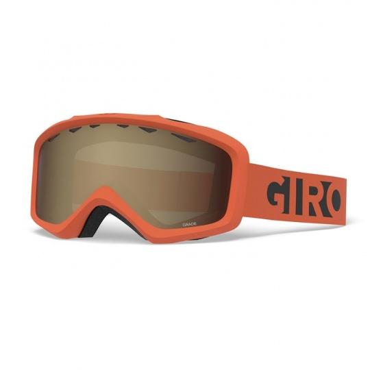 GIRO Grade Orange Black Blocks AR40