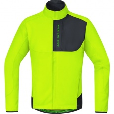 GORE Power Trail WS Soft Shell Thermo Jacket-neon yellow/black