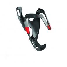 ELITE košík VICO Carbon černý matný/červený