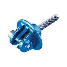 PRO držák kamery do záslepky vidlice, modrý