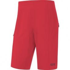 GORE C3 Women Trail Shorts-hibiscus pink