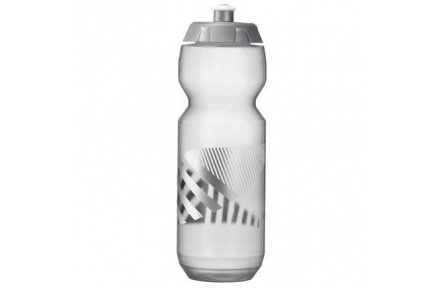 LIV Water Bottle-transparent/silver 750cc
