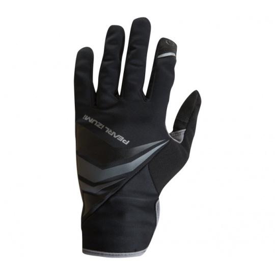 PEARL iZUMi CYCLONE GEL rukavice, černá