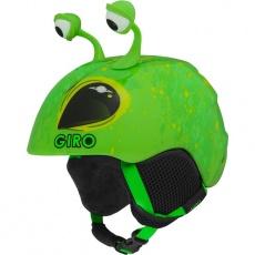 GIRO Launch Plus Bright Green Alien S