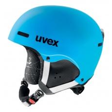 helma UVEX HLMT 5 JUNIOR, blue mat (S566154440*)