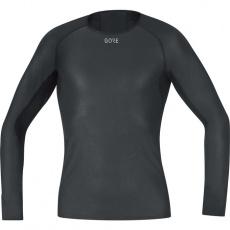 GORE M WS Base Layer Long Sleeve Shirt-black