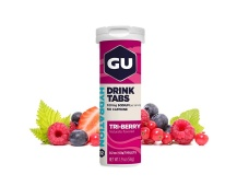 GU Hydration Drink Tabs 54 g-triberry 1 tuba (balení 8ks)