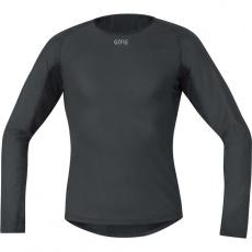 GORE M WS Base Layer Thermo L/S Shirt-black