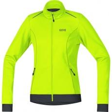 GORE C3 Women WS Thermo Jacket-neon yellow/black