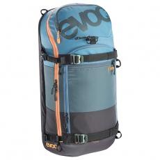 EVOC batoh ZIP-ON ABS PRO TEAM 20l, copen blue-slate-mud