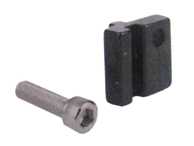 Adapter pro přesmykače na přímou montáž pro Fat Bike 7,5mm