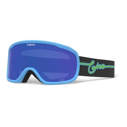 GIRO Roam Blue Neon Lights Grey Cobalt/Yellow (2skla)