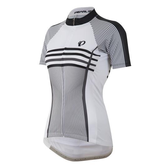 PEARL iZUMi W ELITE GRAPHIC dres, CLASSIC černá/bílá