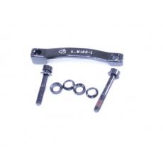 Adapter pro kotoučové brzdy přední Tektro-PM/PM  A-180mm