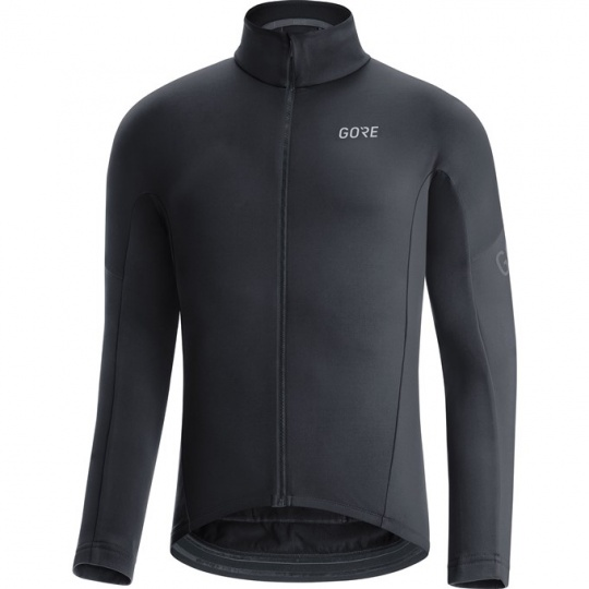 GORE C3 Thermo Jersey-black