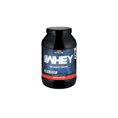 ENERVIT GYMLINE MUSCLE 100% Whey protein concentrate (900 g) banán