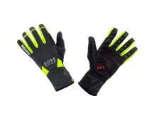 GORE Alp-X 2.0 SO Gloves-black/neon yellow