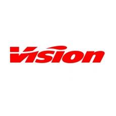 VISION drát 234mm, černá (Metron 81, přední & zadní levá)